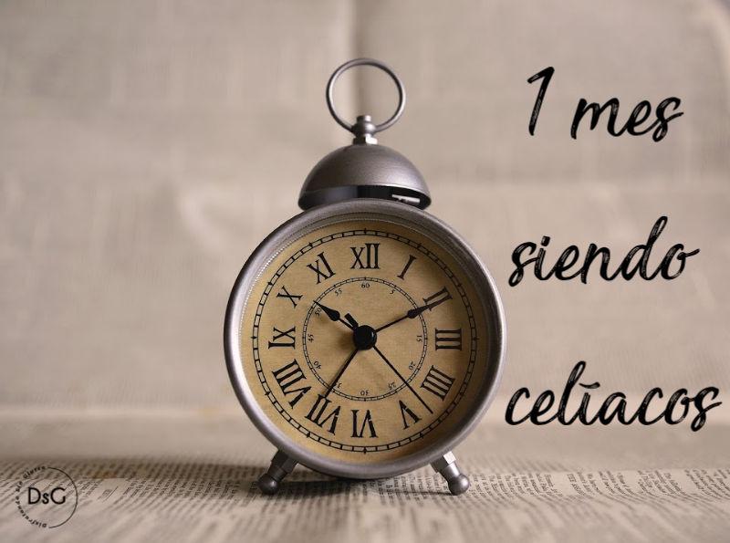 relexión tras un mes siendo celiacos sin comer gluten