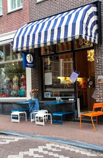 Pancakes sin gluten Amsterdam
