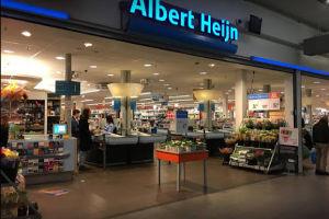 supermercado con opciones sin gluten en Amsterdam