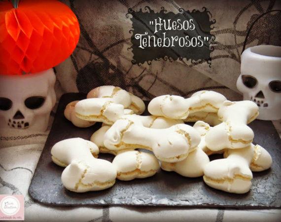 Huesos Fantasmales de merengue
