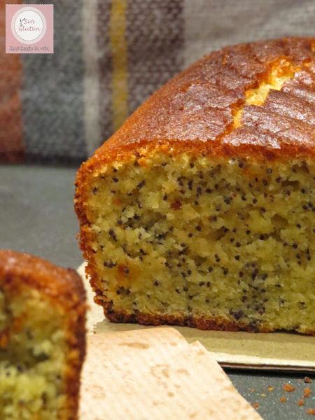 plum cake de naranja sin gluten