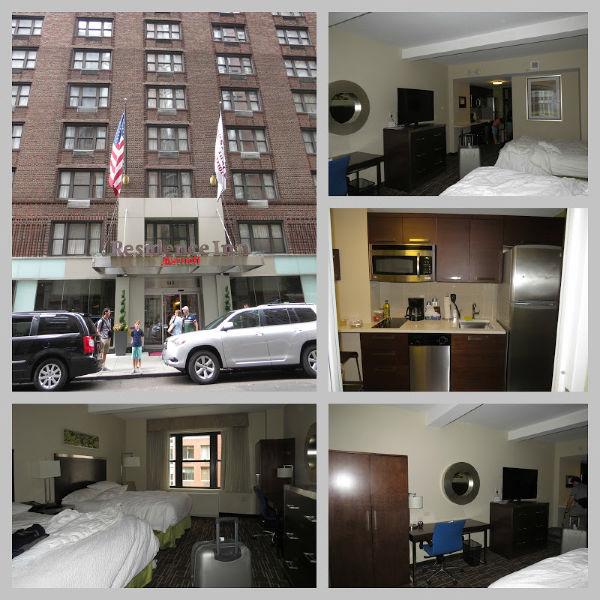 Residence Inn, un hotel sin gluten en Nueva York