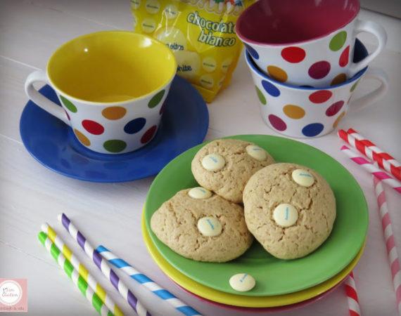 Cookies especiadas sin gluten
