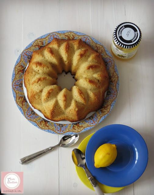 bundt cake de limón