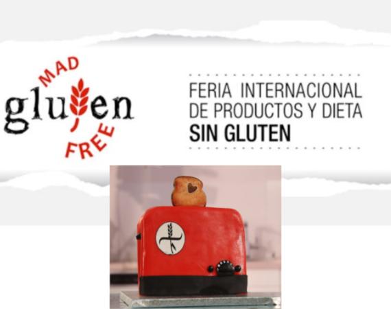 """Mi experiencia en """"Mad Gluten Free"""" 2016"""