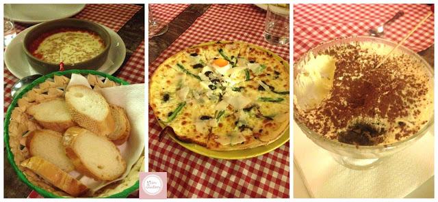 Restaurante Emma&Julia sin gluten