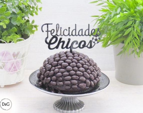 """tarta sin gluten """"muerte por chocolate"""""""