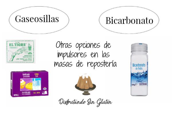 bicarbonato y gaseosillas