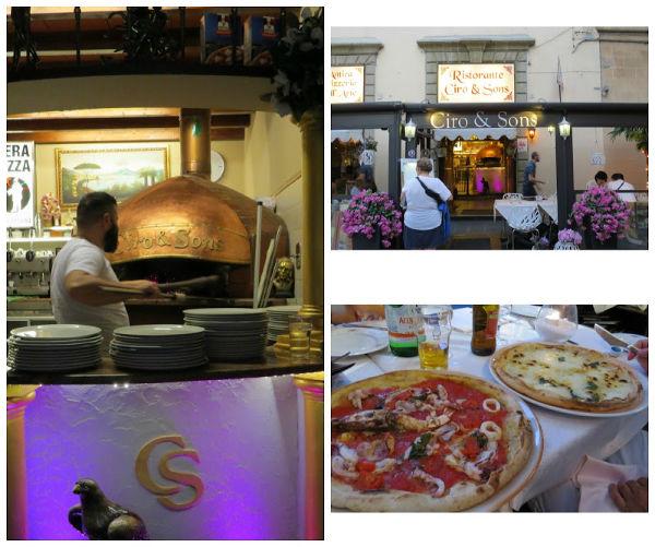 restaurantes sin gluten en Florencia Ciro And Sons