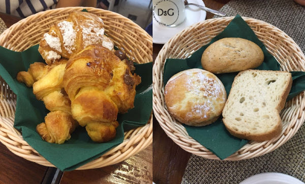 desayuno sin gluten hotel Florencia