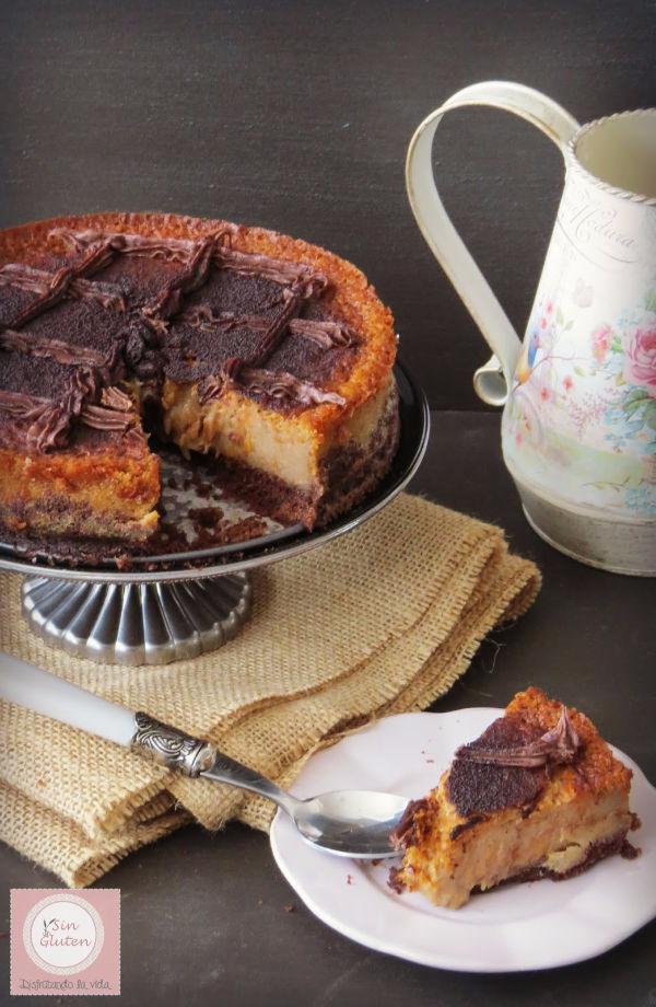 gluten free cheesecake