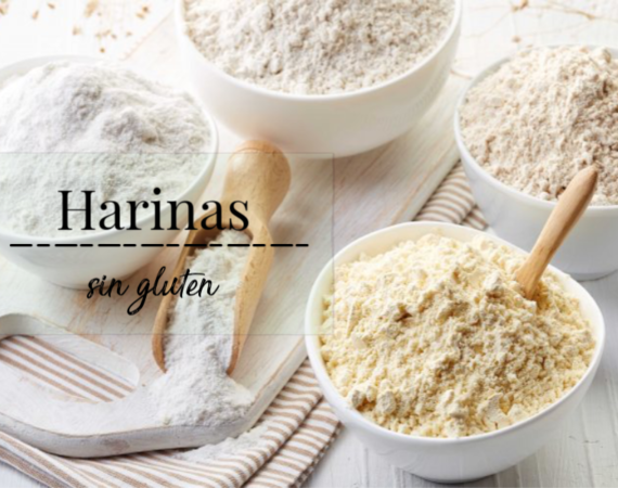 Harinas sin gluten (parte II)