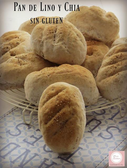 pan con semillas sin gluten