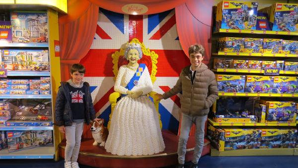 juguetería Hamleys Londres
