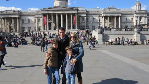 guia viaje Londres con niños