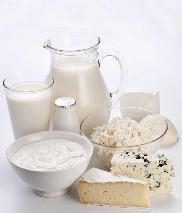 lácteos y derivados aptos para celiacos