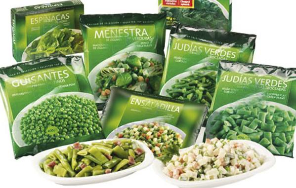 verduras sin gluten