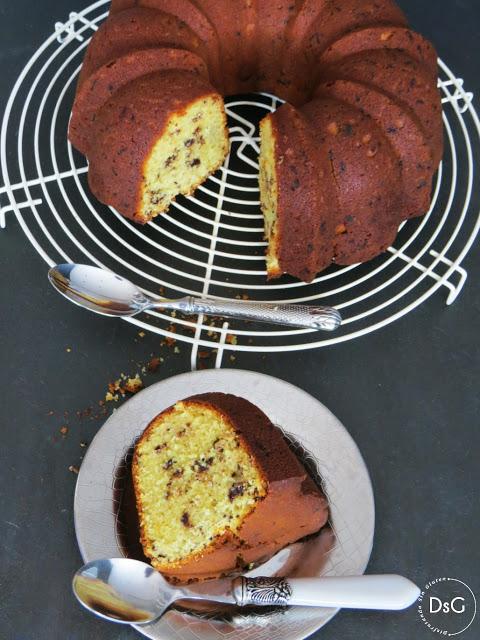 bundt cake ricotta sin gluten
