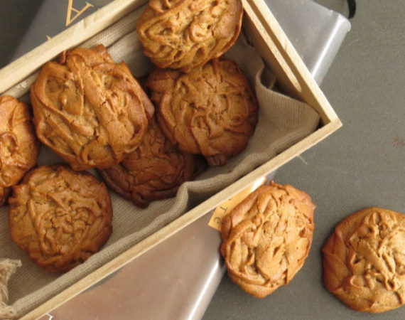 receta de galletas de speculoos sin gluten