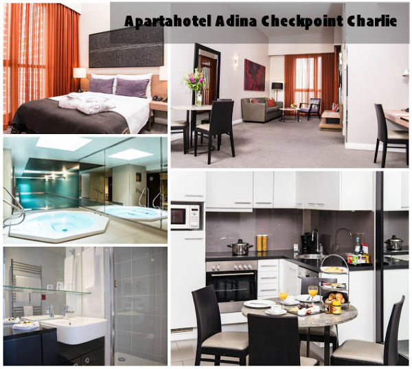 Apartahotel familiar en Berlin
