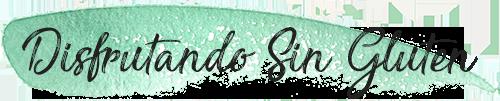 Logotipo Recetas sin gluten