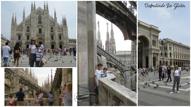 Milan sin gluten