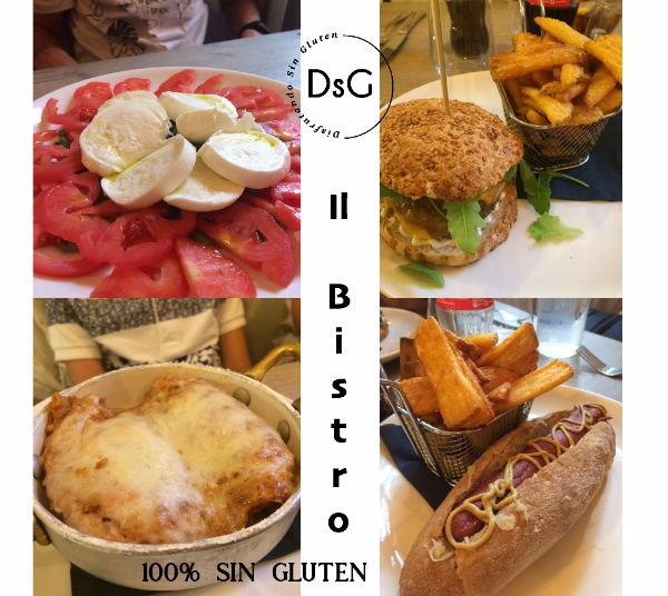 Comer sin gluten en Milan