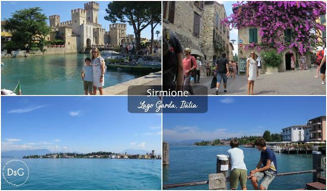 turismo en Sirmione, Lago Garda