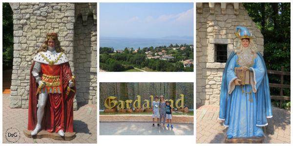 parque Gardaland en Italia