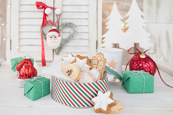 Postres de navidad sin gluten
