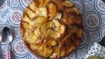 bizcocho de manzana sin gluten