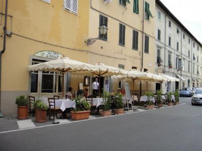 restaurante en Lucca con opciones sin gluten