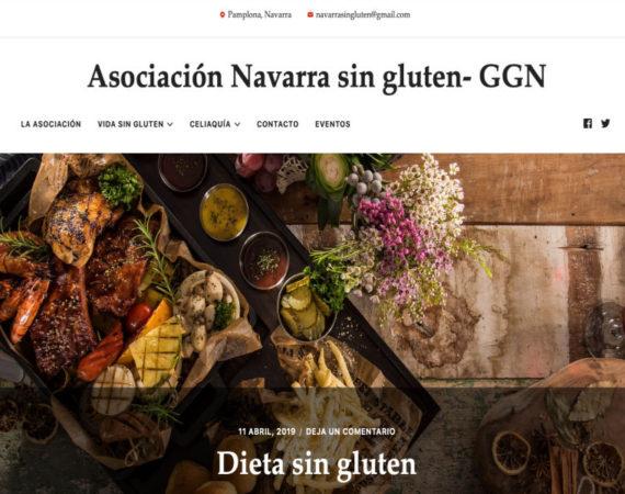 """Asociación """"Navarra Sin Gluten"""""""
