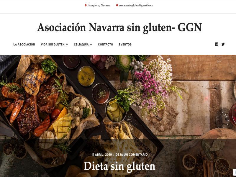 asociación Navarra Sin Gluten