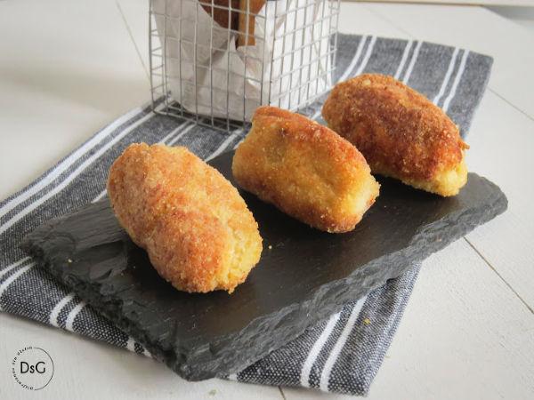 receta croquetas sin gluten