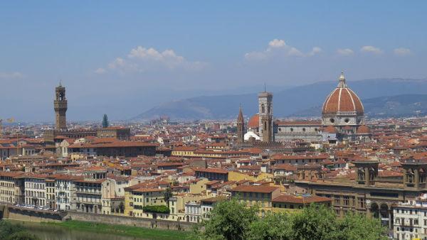 restaurantes de Florencia sin gluten