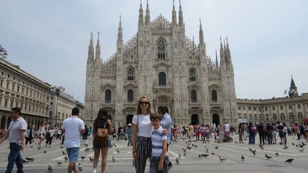 donde comer en Milan sin gluten