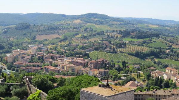 Toscana Italiana sin gluten