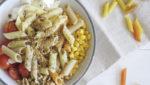 receta de ensalada de pasta sin gluten