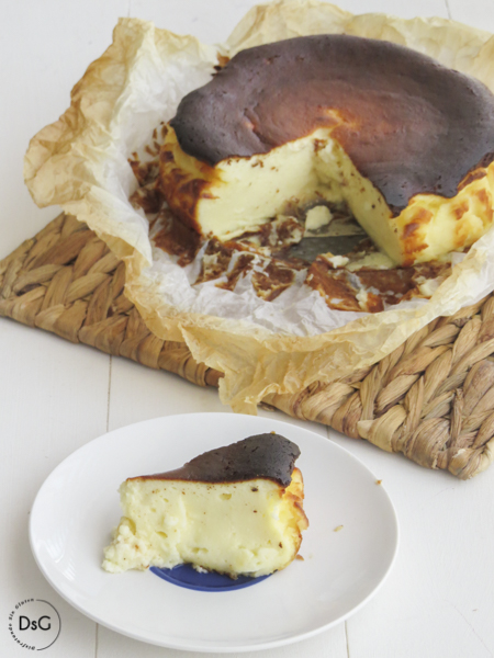 Receta de tarta de la viña sin gluten
