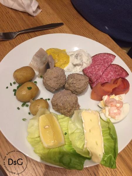 comida sueca sin gluten