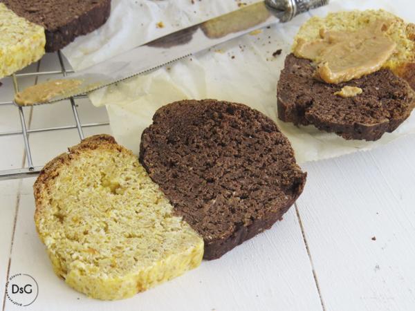 pan de calabaza sin gluten