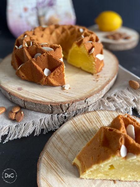 receta de bundt cake sin gluten