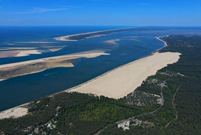 turismo en Francia: duna de pilat