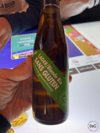 cerveza sin gluten en Francia