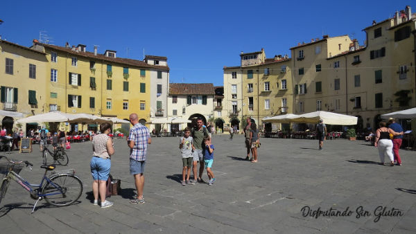guía para viajar a Lucca con niños