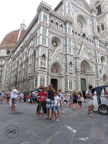 viaje a la Toscana Italiana con niños