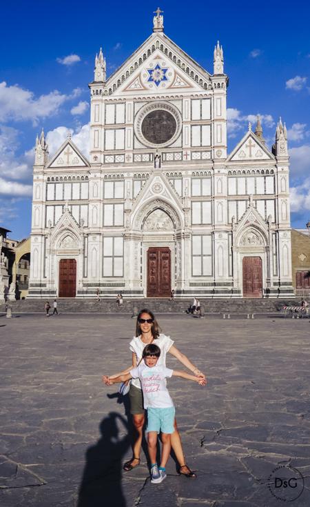 Santa Crocce de Florencia