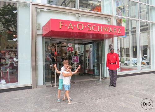 Juguetería FAO Nueva York