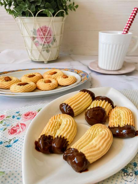 galletas de té sin gluten